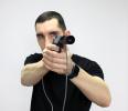 Тренировка с тренажером SCATT ГТО/НВП (АК)