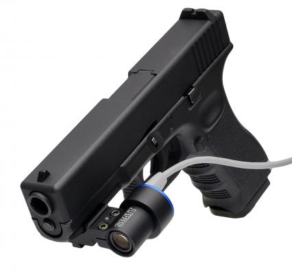 SCATT Basic на пистолете GLOCK