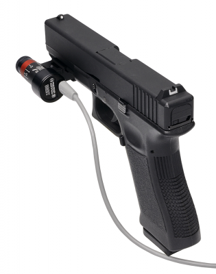 SCATT MX-02 на пистолете GLOCK