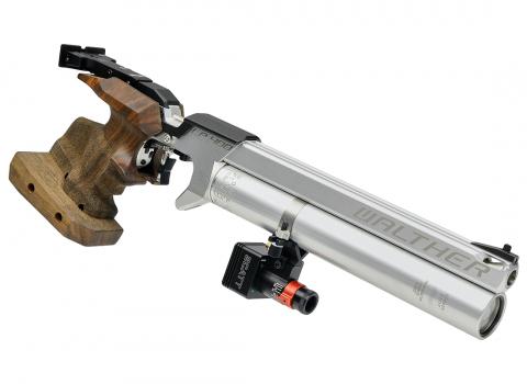 SCATT MX-W2 на пистолете Walther