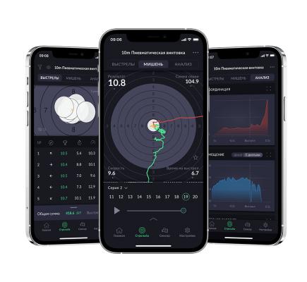 Мобильное приложение SCATT Expert