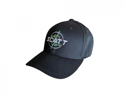 Кепка с логотипом SCATT