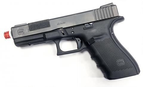 Оптический сенсор WS-M02 в пистолете GLOCK